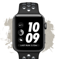 Умные часы Apple Watch Series 2 Nike+ 42mm
