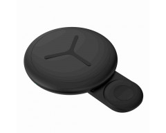 Caseier Dual Wireless Charging Pad Black
