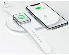 Baseus Smart 2in1 Wireless Charger(Type-C Version)