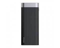 Внешний аккумулятор Baseus Parallel Line Portable Version Power Bank 10000mAh
